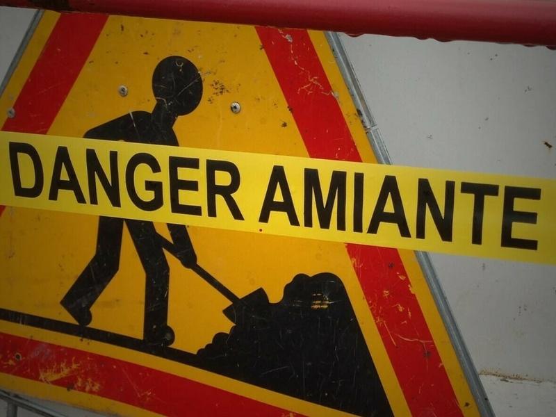 CMR : Sensibilisation aux dangers de l'amiante
