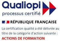 F.I.R.E Formations est certifié QUALIOPI pour ces Actions de formation